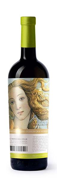 Sophia Cuvee Blanc - Carska Vina